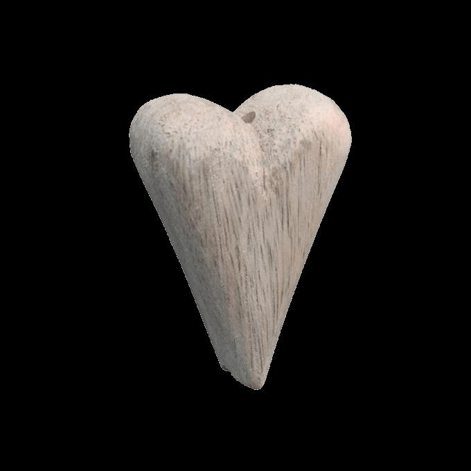 heart shaped blind pull