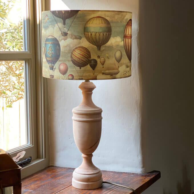 balloon lampshade
