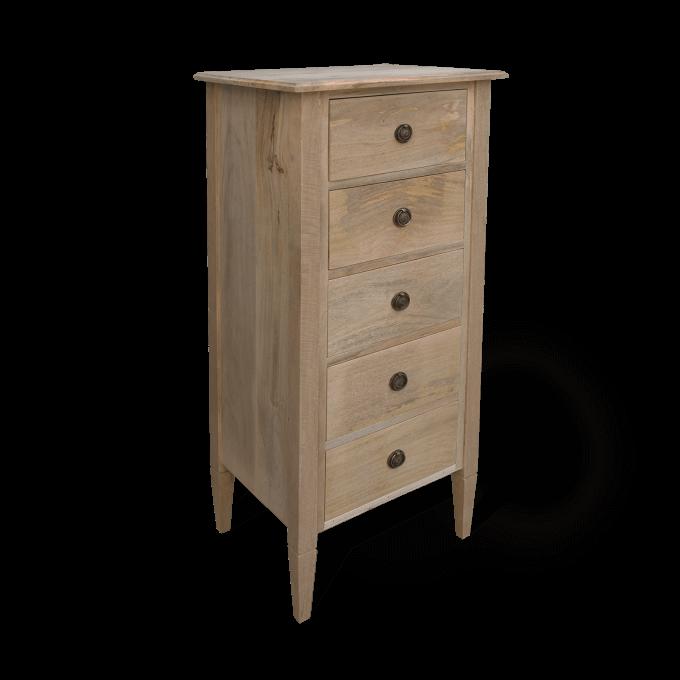 Tallboy Wooden Drawers