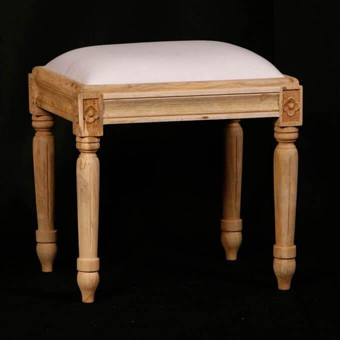 Rosen Stool upholstered