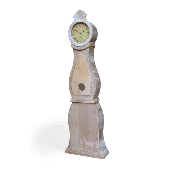 Swedish Wooden Clock Mora