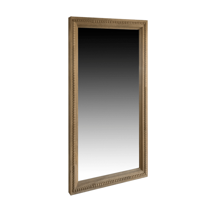 Pearl Rectangular Mirror