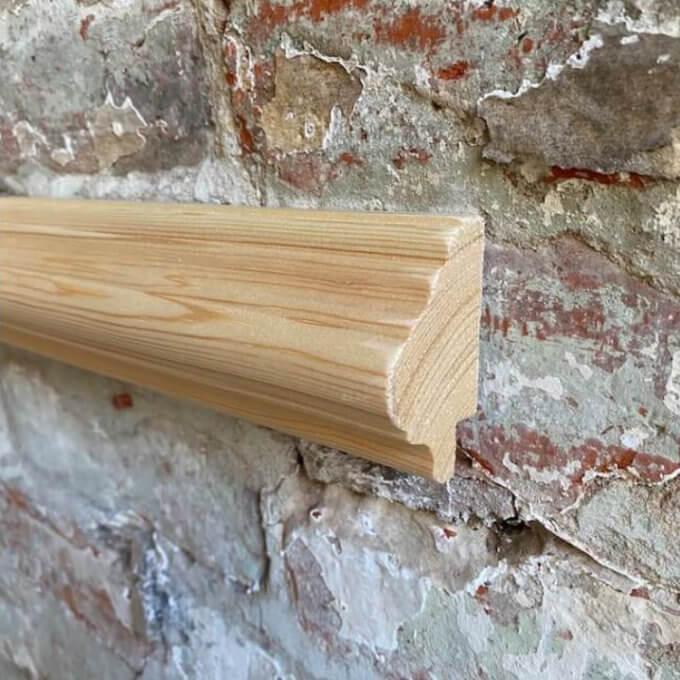 Dado Rail for wall panelling
