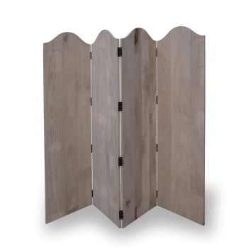 Folding Wooden Screen