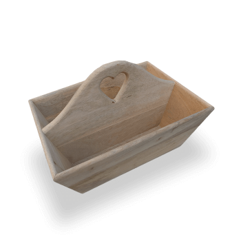 Wooden Trug