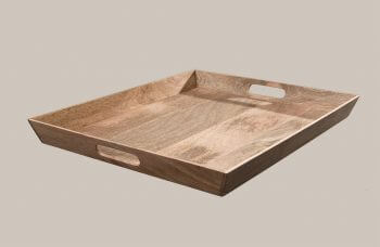 Shallow Sided Tray