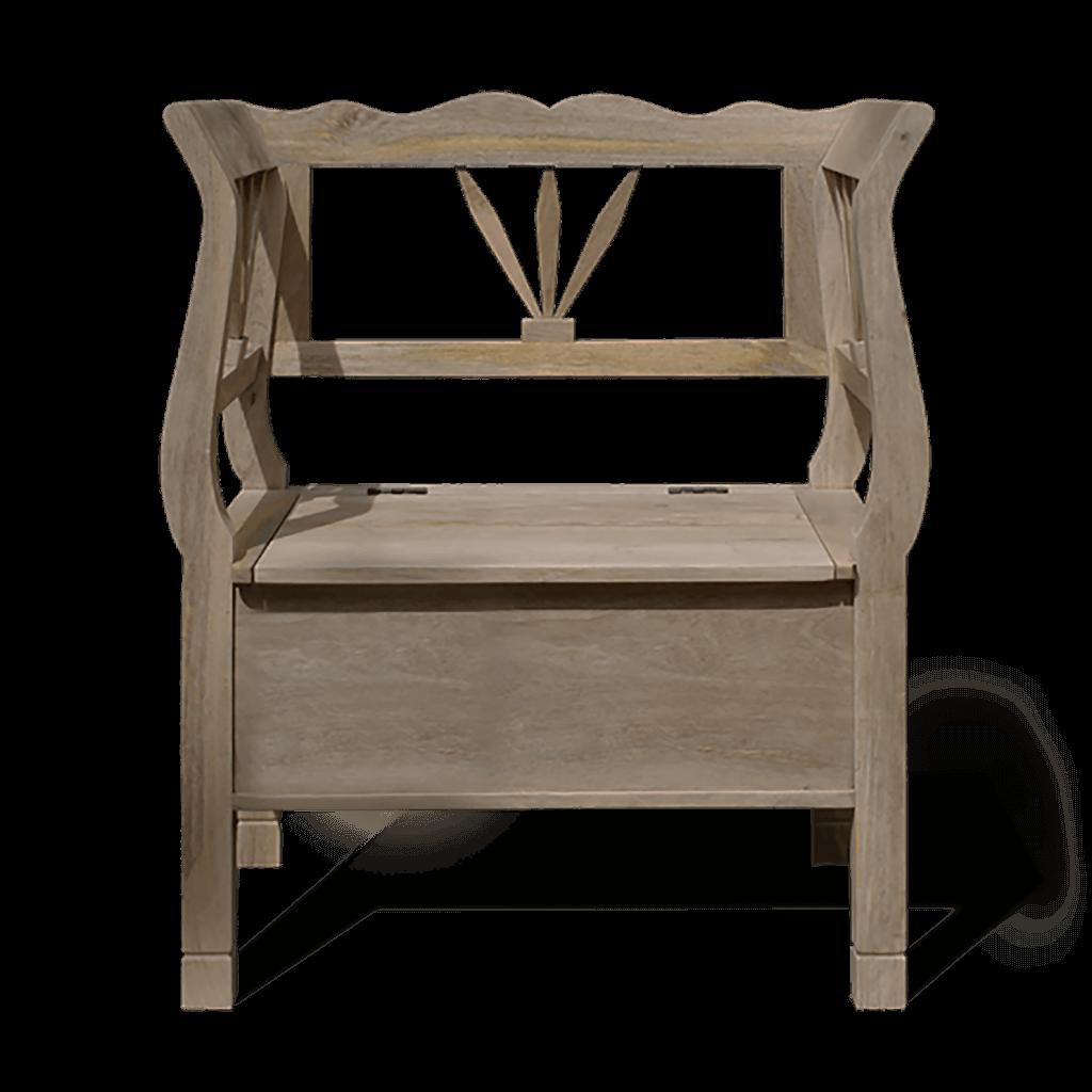 Wooden Sofa Seat