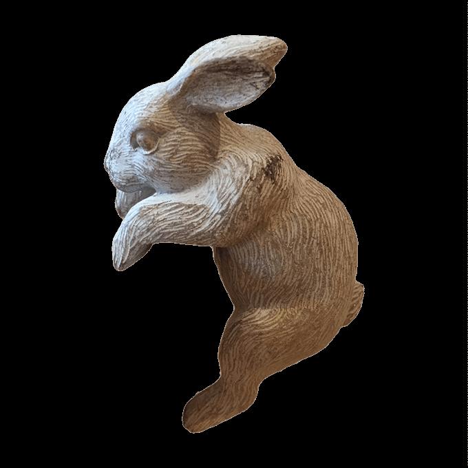 Bunny Plant Pot Accessory