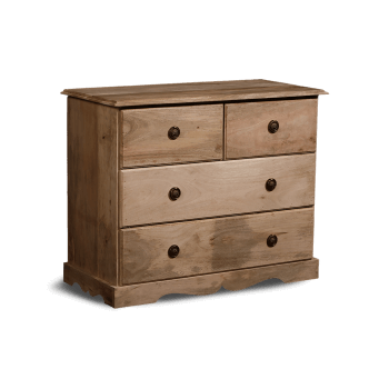 Country Chest of Drawers