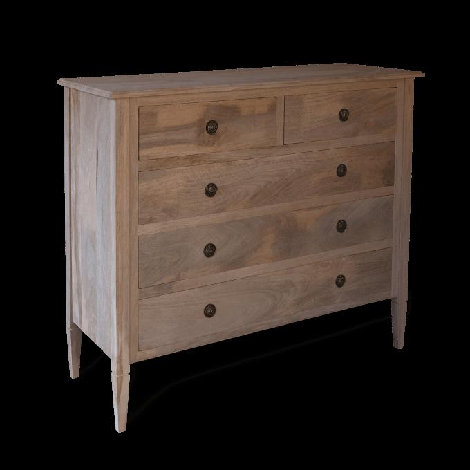5 drawer Empire Chest