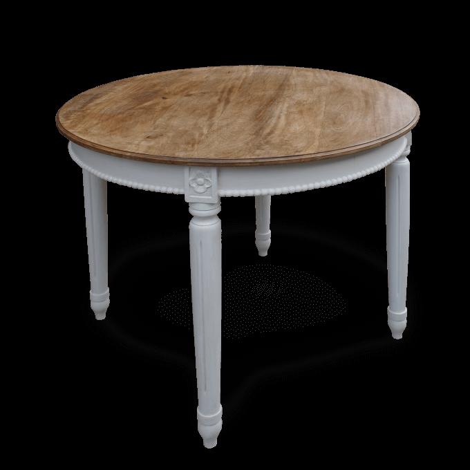 Pearl Circular Breakfast Table