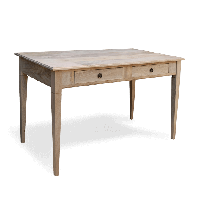 Empire Two Drawer Writing Desk