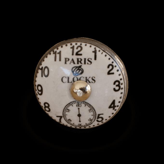 Paris Clock Handle
