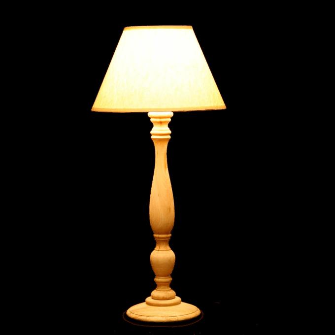 Spindle Lampbase