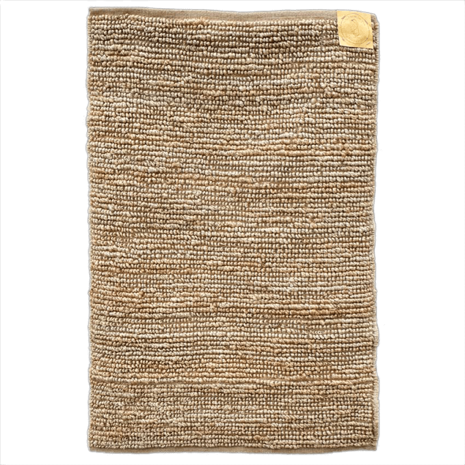 Looped Hand Woven Rug