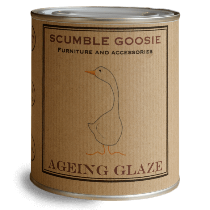 Tin of Ageing Glaze
