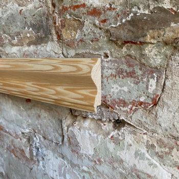 Rebated Wooden Dado Rail